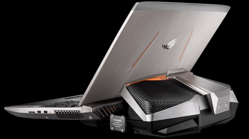 ASUS ROG GX800VH - Best Gaming Laptops From CES 2017
