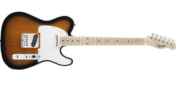 Fender-Squier-Affinity-Series-Telecaster-e1514042904714 Best Electric Guitars in price range of INT 10,000 to INR 15,000