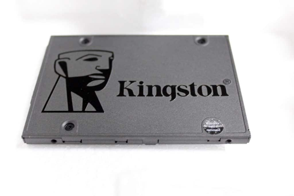 Kingston A400 SSD Review