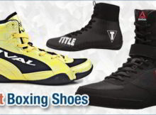 Best Boxing Shoes That You Should Buy For Your Boxing Training