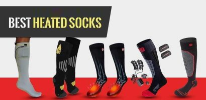 Best Heated Socks That You Can Buy In Winter 2019